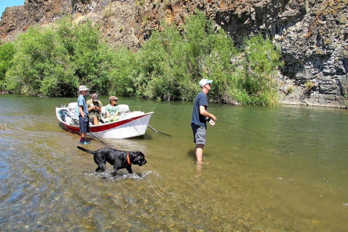 YAKIMA RIVER REPORT – 7/23/14