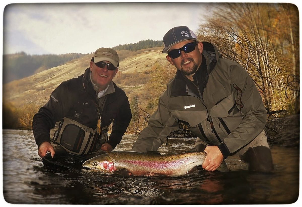 KLICKITAT RIVER REPORT – 11/10/14