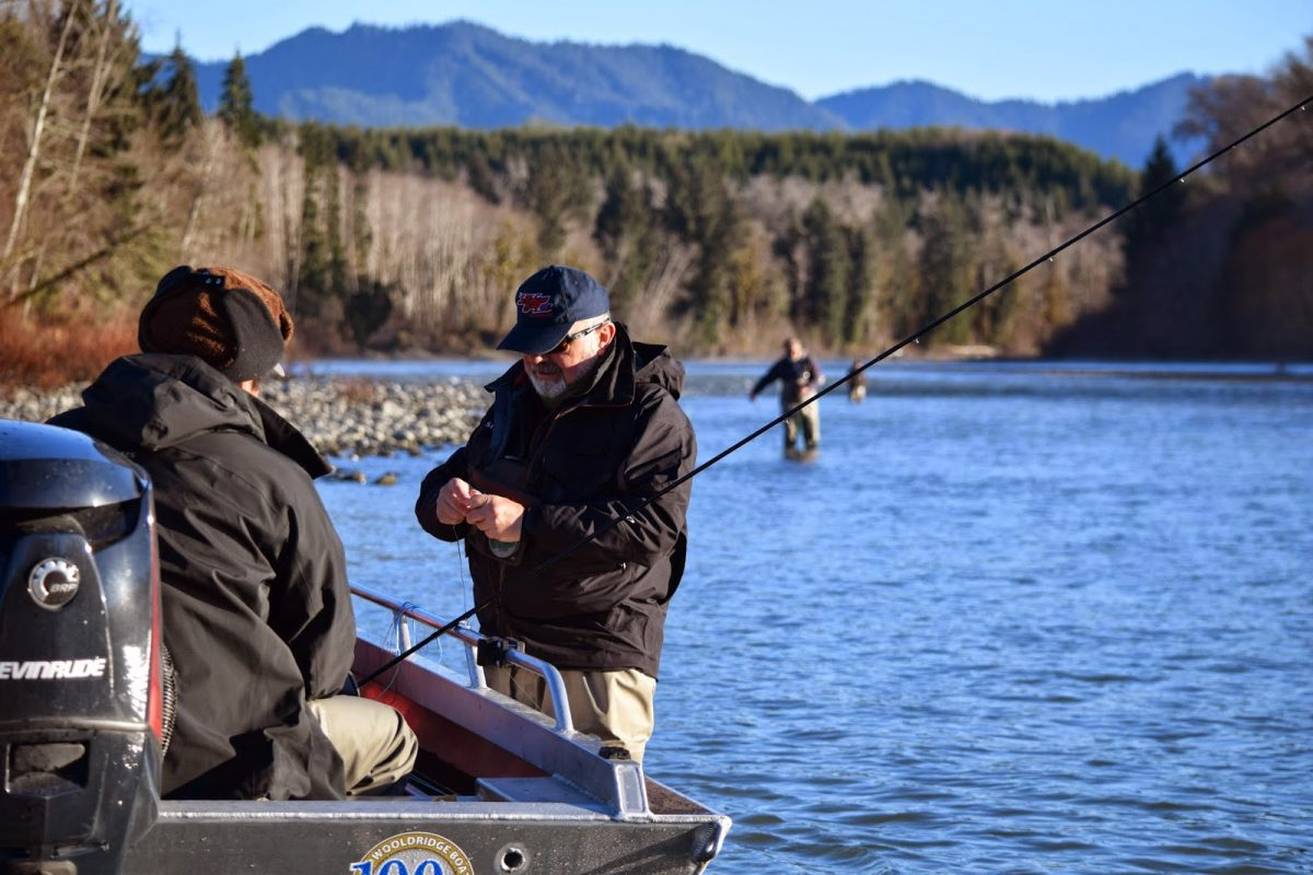 WINTER STEELHEAD REPORT – 2/25/15