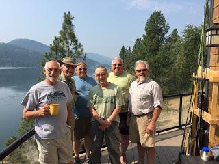 UPPER COLUMBIA REPORT – 7/8/15