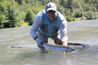 KLICKITAT RIVER REPORT – 7/24/15