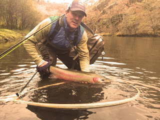 KLICKITAT RIVER REPORT  11/15/15