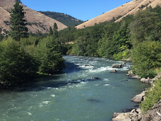 KLICKITAT RIVER REPORT – 7/24/16