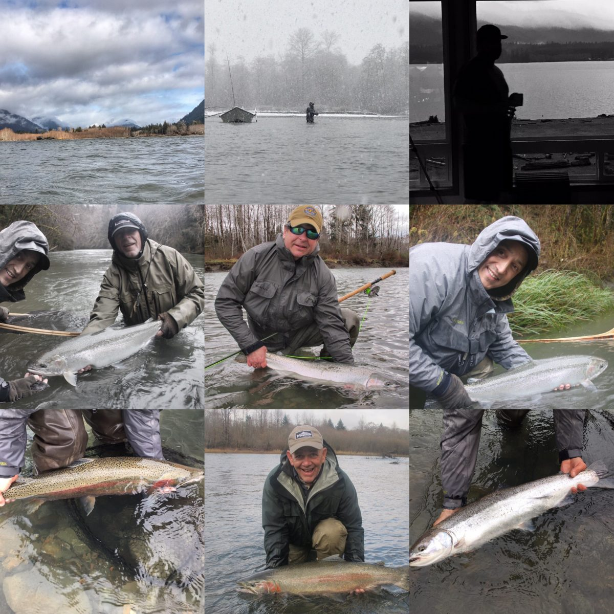 WINTER STEELHEAD – 3/24/17