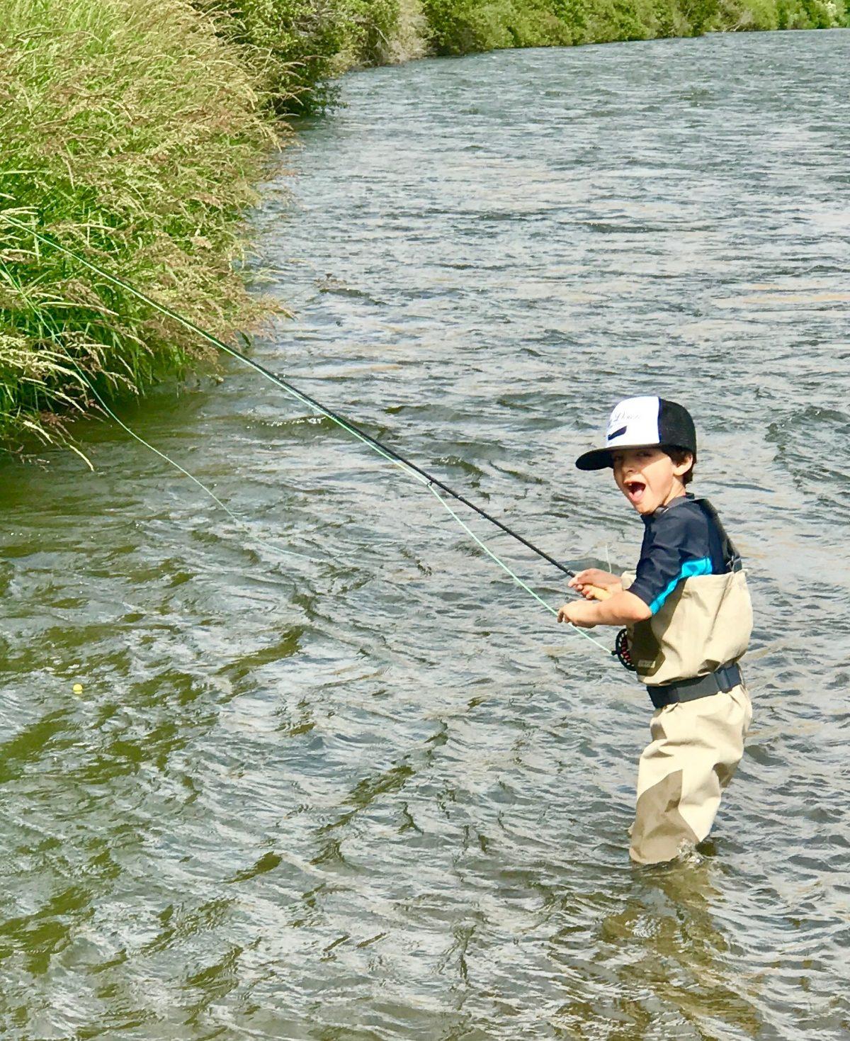 YAKIMA RIVER REPORT  6-19-17