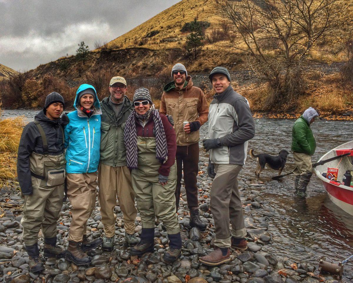 YAKIMA RIVER REPORT – 11/13/17