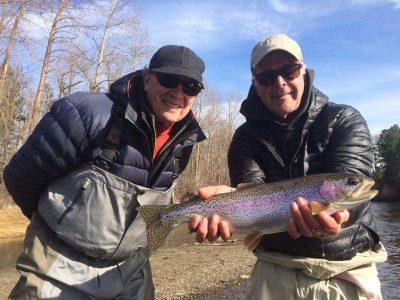Yakima river trout