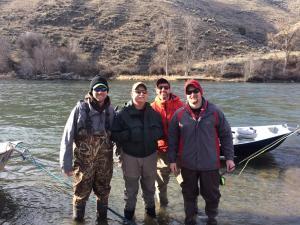 Yakima Fishing