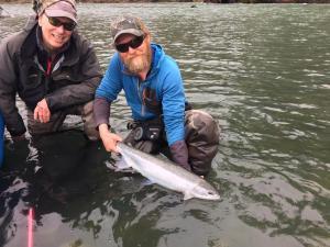 OP Steelhead fishing