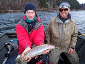 Upper Columbia Trout