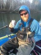 RYAN, BEER, KITTY AND FISHING