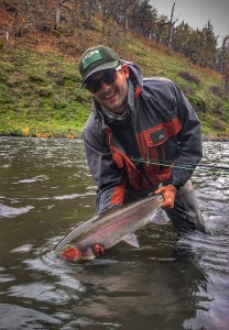 Late Fall Klickitat Steel for Hunter