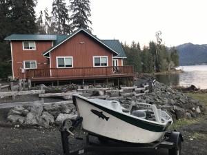 Quinault Cabin