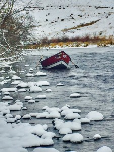 Winter on the Yakima